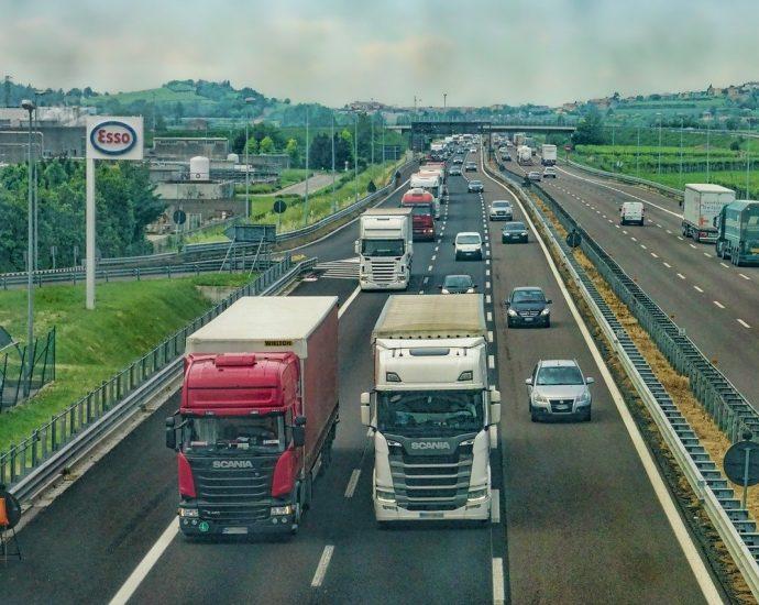 Części zamienne do ciężarówek